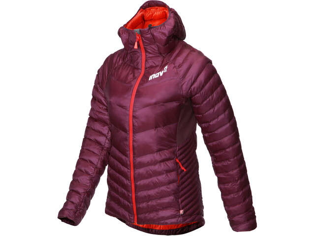 inov-8 Thermoshell Pro Kurtka Kobiety, purple/red